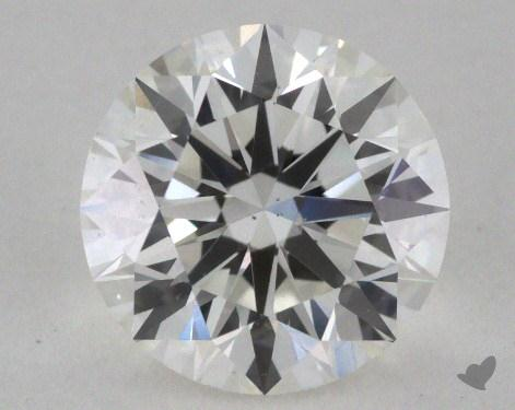 1.31 Carat G-VS2 Excellent Cut Round Diamond