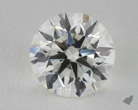 1.77 Carat H-VS1 Excellent Cut Round Diamond