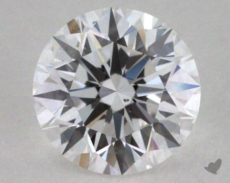 <b>1.54</b> Carat D-SI1 Excellent Cut Round Diamond