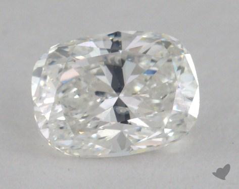 0.66 Carat F-SI2 Cushion Cut Diamond