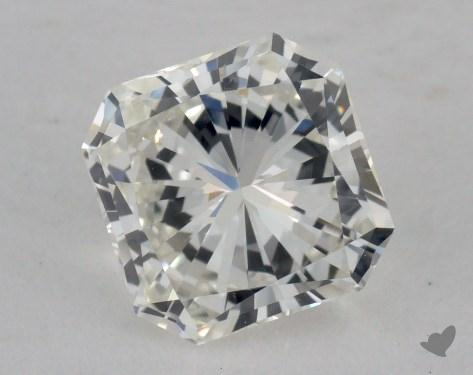 0.70 Carat I-VS1 Radiant Cut Diamond