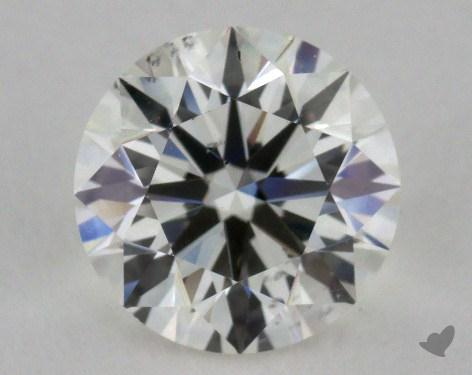 1.30 Carat I-SI1 Excellent Cut Round Diamond