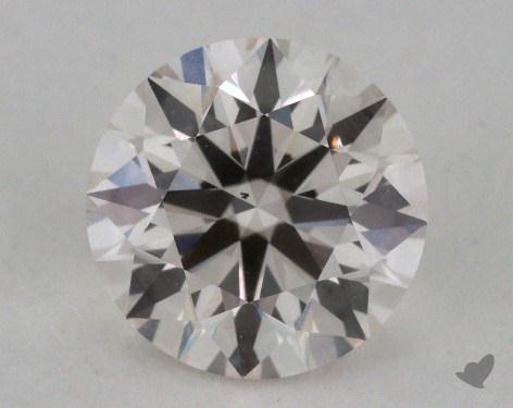 1.09 Carat I-VS2 Excellent Cut Round Diamond