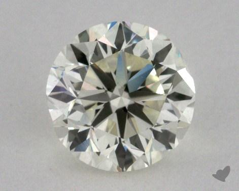 1.00 Carat K-VS1 Good Cut Round Diamond