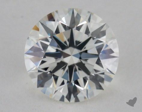 1.35 Carat J-VVS2 Excellent Cut Round Diamond