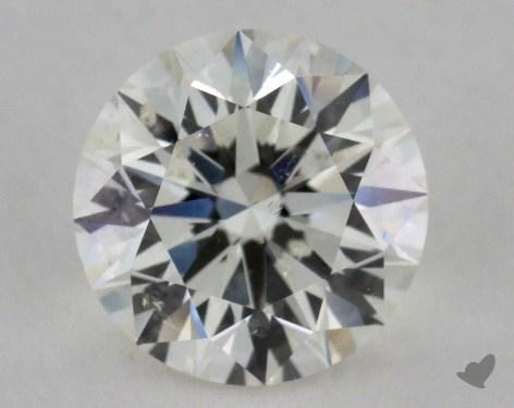 1.30 Carat I-SI2 Excellent Cut Round Diamond