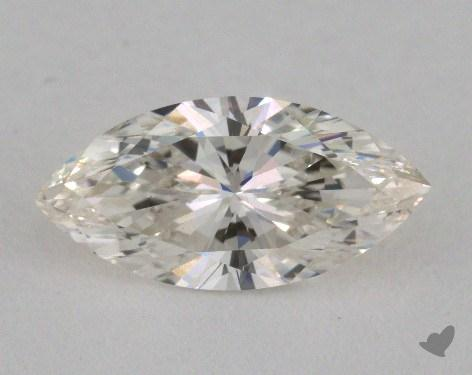 1.33 Carat I-VVS2 Marquise Cut Diamond