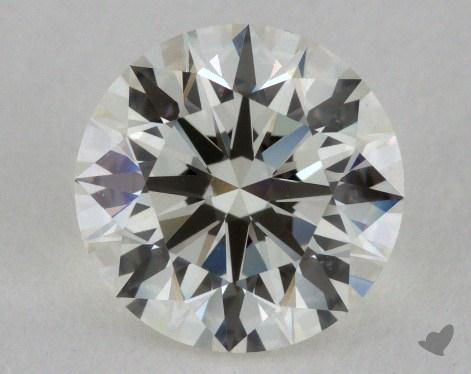 1.39 Carat K-VS1 Excellent Cut Round Diamond