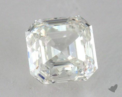 2.11 Carat H-SI1 Asscher Cut Diamond