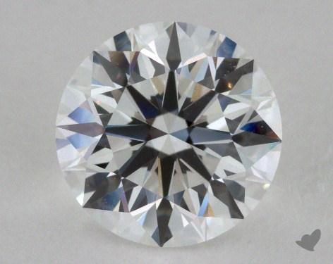 1.51 Carat E-VS1 Excellent Cut Round Diamond
