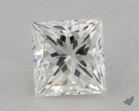 0.58 Carat H-VS1 Good Cut Princess Diamond