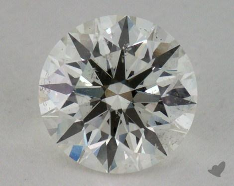 1.34 Carat H-SI2  True Hearts<sup>TM</sup> Ideal  Diamond