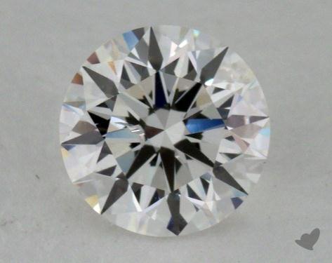 0.73 Carat G-SI2 Ideal Cut Round Diamond