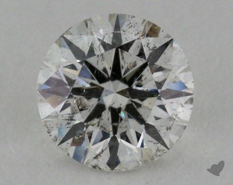 0.92 Carat G-I1 Ideal Cut Round Diamond