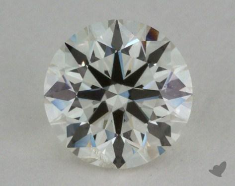 0.57 Carat J-SI2 Ideal Cut Round Diamond