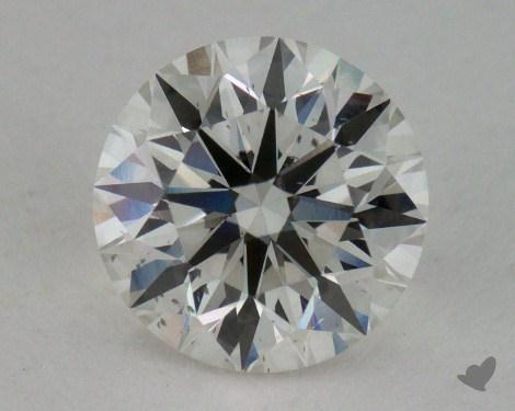 1.22 Carat H-SI2 True Hearts<sup>TM</sup> Ideal Diamond