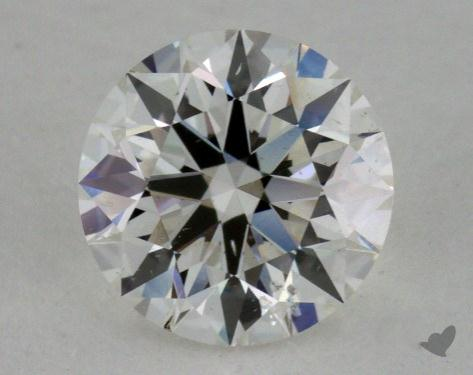 0.81 Carat G-SI2  True Hearts<sup>TM</sup> Ideal  Diamond