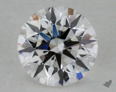 0.64 Carat E-VS2 Ideal Cut Round Diamond