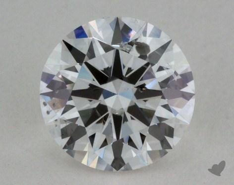 0.98 Carat E-SI2 True Hearts<sup>TM</sup> Ideal Diamond 