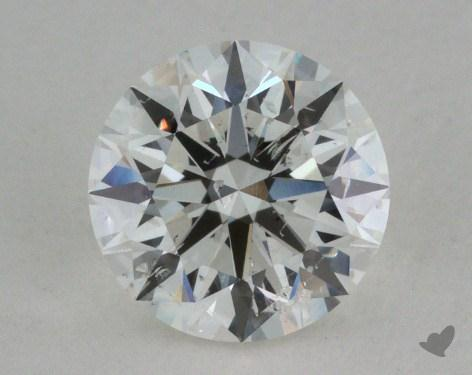 0.91 Carat G-SI2 Ideal Cut Round Diamond