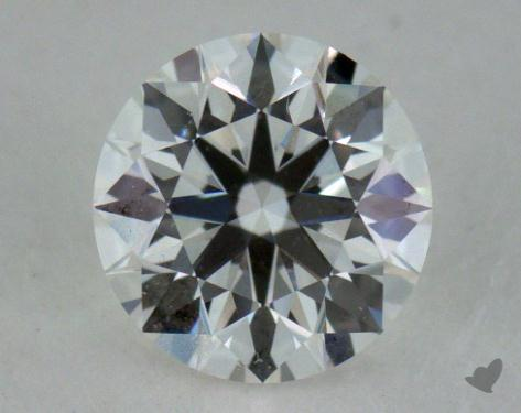 0.31 Carat G-IF True Hearts<sup>TM</sup> Ideal Diamond