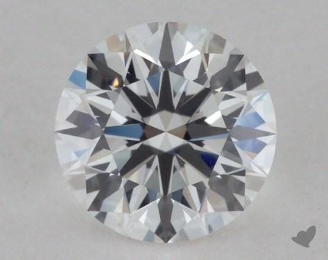 1.30 Carat F-VVS1 True Hearts<sup>TM</sup> Ideal Diamond