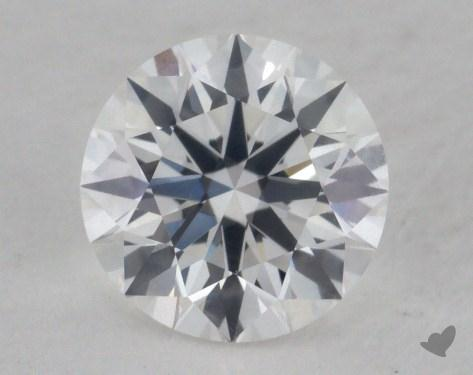 1.06 Carat F-VVS1 True Hearts<sup>TM</sup> Ideal Diamond
