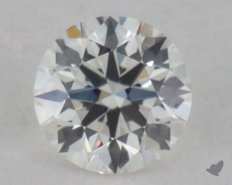 0.34 Carat H-VS2 True Hearts<sup>TM</sup> Ideal Diamond