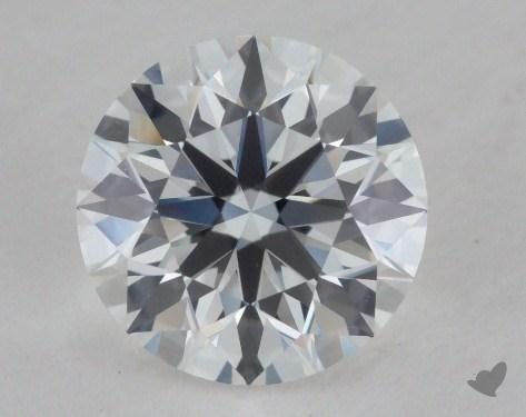 1.59 Carat E-VVS2 True Hearts<sup>TM</sup> Ideal Diamond