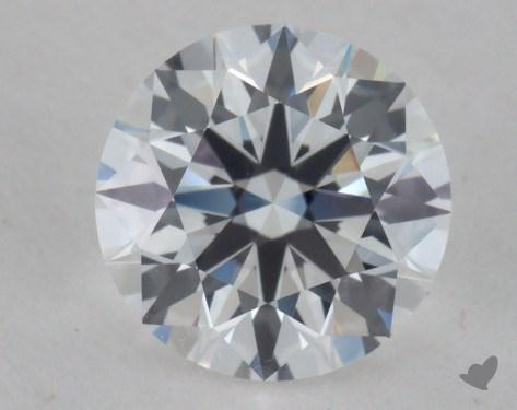 1.18 Carat D-VVS2 True Hearts<sup>TM</sup> Ideal Diamond