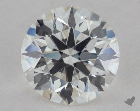 1.23 Carat H-VVS1 True Hearts<sup>TM</sup> Ideal Diamond