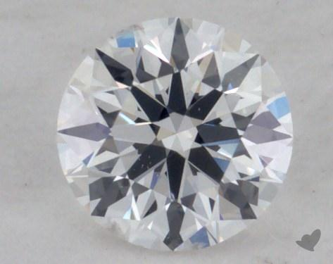0.32 Carat E-SI1  True Hearts<sup>TM</sup> Ideal  Diamond