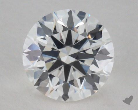 1.22 Carat F-IF Ideal Cut Round Diamond