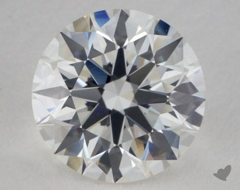 1.71 Carat F-VVS1 True Hearts<sup>TM</sup> Ideal Diamond