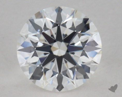 1.09 Carat E-VVS1  True Hearts<sup>TM</sup> Ideal  Diamond