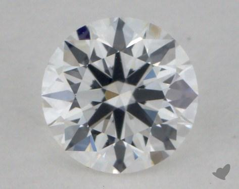 0.34 Carat E-IF True Hearts<sup>TM</sup> Ideal Diamond