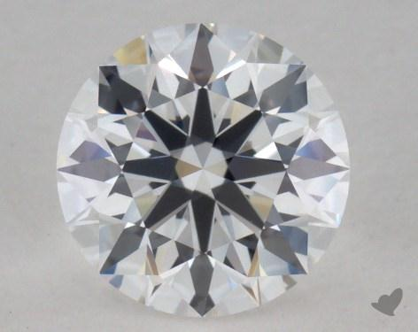 1.13 Carat D-VVS1  True Hearts<sup>TM</sup> Ideal  Diamond