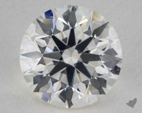1.70 Carat I-VVS2 True Hearts<sup>TM</sup> Ideal Diamond