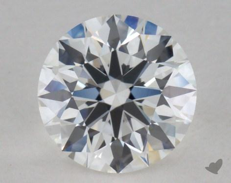 1.05 Carat E-VVS2 True Hearts<sup>TM</sup> Ideal Diamond