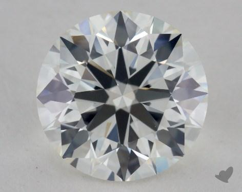2.01 Carat H-VVS2 True Hearts<sup>TM</sup> Ideal Diamond