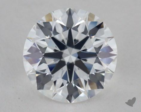 1.51 Carat E-VS1  True Hearts<sup>TM</sup> Ideal  Diamond