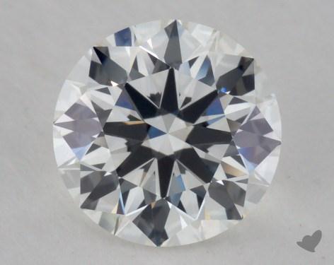 1.50 Carat F-VS1 True Hearts<sup>TM</sup> Ideal Diamond