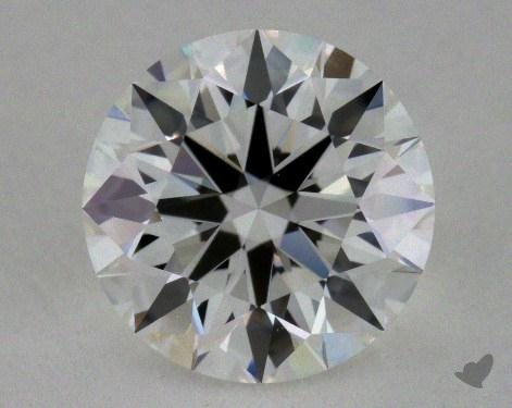 1.08 Carat F-VVS2 True Hearts<sup>TM</sup> Ideal Diamond