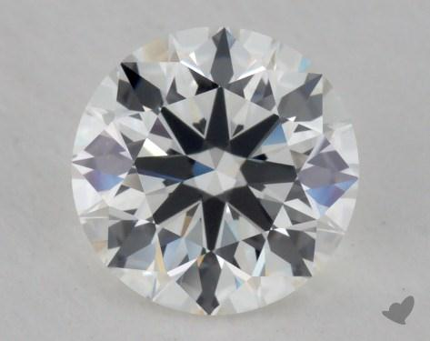1.14 Carat G-IF Ideal Cut Round Diamond