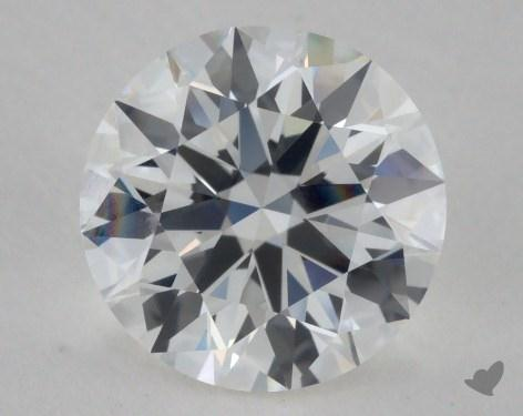 1.50 Carat G-IF Ideal Cut Round Diamond