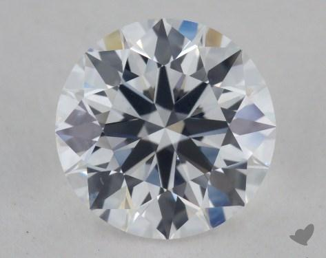 1.10 Carat D-VVS2  True Hearts<sup>TM</sup> Ideal  Diamond