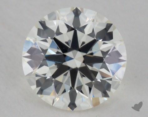 1.05 Carat J-VVS2 True Hearts<sup>TM</sup> Ideal Diamond