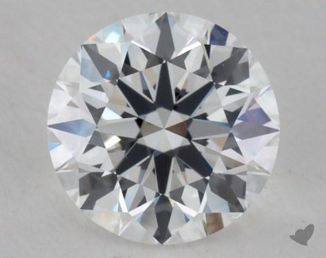 1.39 Carat E-VVS1 True Hearts<sup>TM</sup> Ideal Diamond