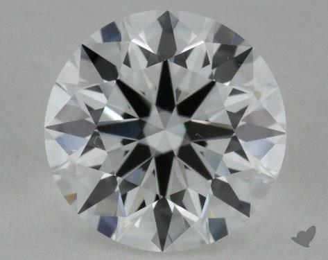 1.10 Carat E-IF  True Hearts<sup>TM</sup> Ideal  Diamond