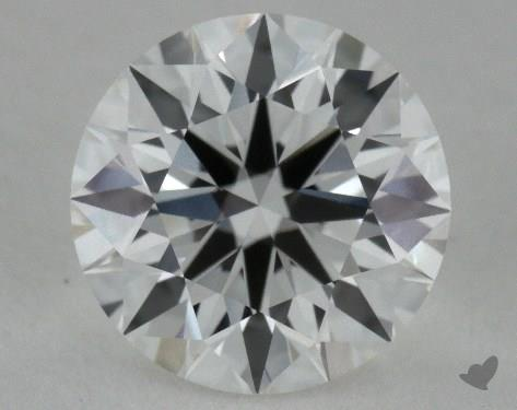 1.10 Carat F-VVS1 True Hearts<sup>TM</sup> Ideal Diamond